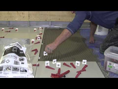 Ardex UI 720™ Floating Uncoupling Membrane for tile installation