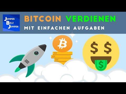 Bitcoins Mit Einfachen Aufgaben Verdienen