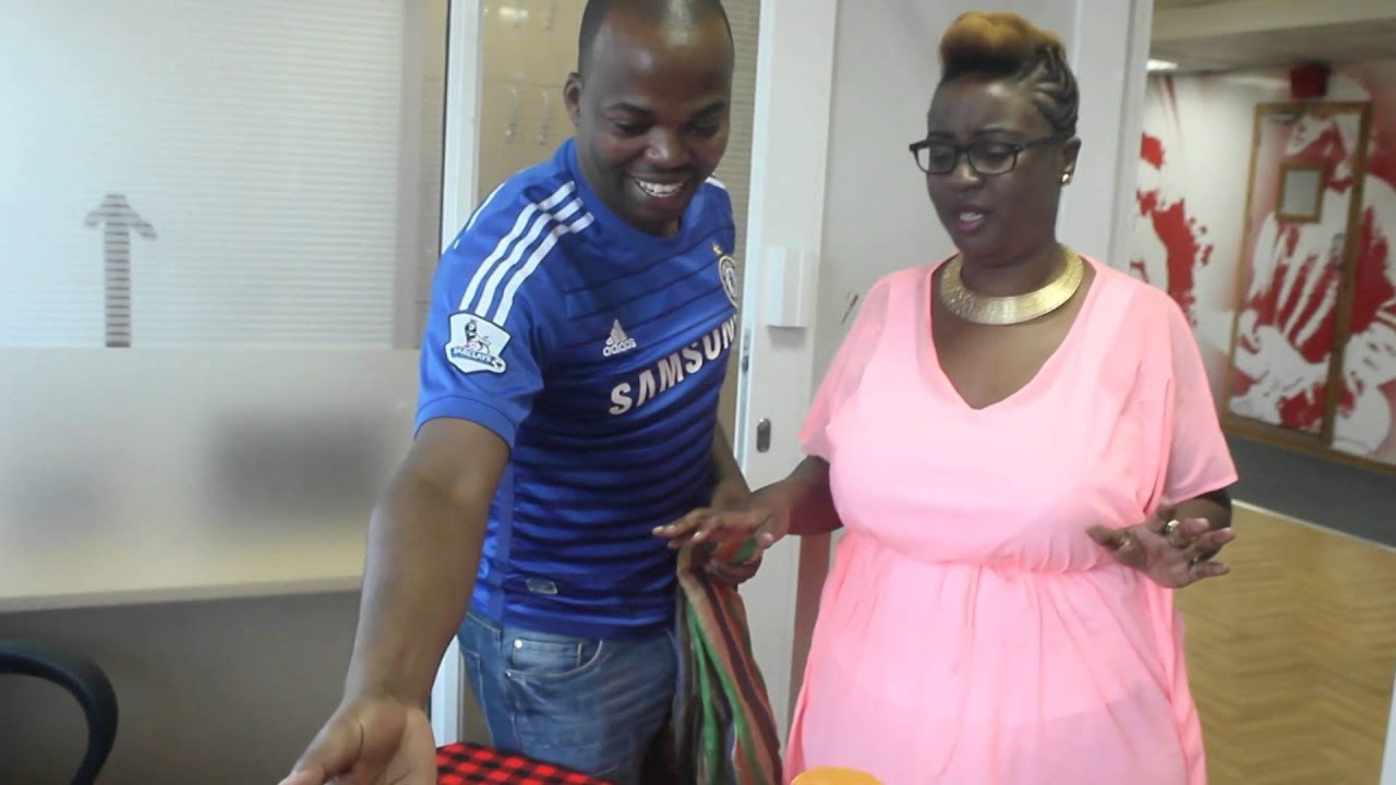 MC Jessy surprises Kalekye with breakfast but she wasn't thrilled - YouTube