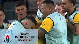 Rugby World Cup 2019: England, New Zealand in semifinals | Wake up with the World Cup | NBC Sports