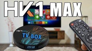 ОБЗОР TV BOX HK1 MAX С ALIEXPRESS.