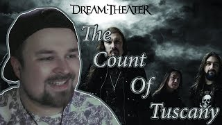 Dream Theater - The Count of Tuscany LIVE REACTION (DT Saturday? #3)