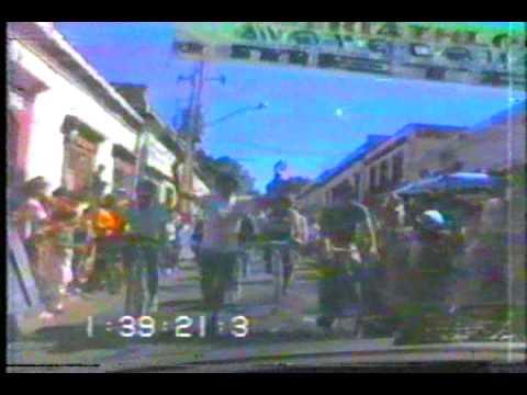 """triatlon """"Maracana 1987"""" Oaxaca Parte 3/3"""