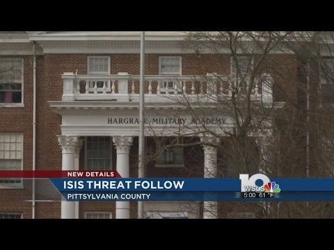 Former Hargrave Military Academy student charged with making threats against school