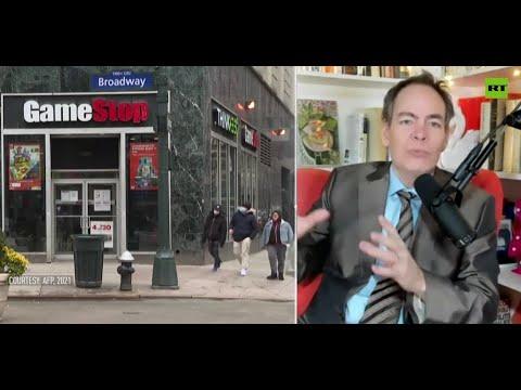 Reddit traders exposed illegal practices of hedge funds – Max Keiser on Robinhood saga