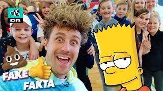 Har The Simpsons forudsagt coronavirus? Fake eller Fakta med Jonas | Ultra Nyt