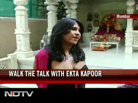 Walk The Talk with Ekta Kapoor