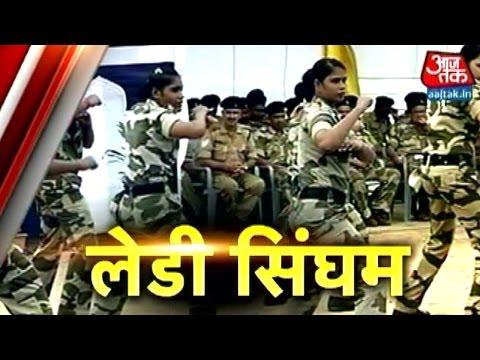 CISF's special women commando squad to secure Delhi's metro