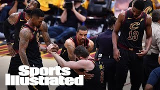 NBA Playoffs: Cavs' Experience Makes Difference In Cleveland | SI NOW | Sports Illustrated