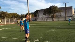 Play Soccer Miami spring league game 1 vs Select