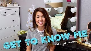 Get to Know Me Tag ♥ Let's get personal!