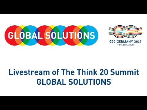 The Think 20 Summit GLOBAL SOLUTIONS