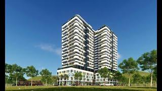 Giới thiệu Dự án Hà Nội Phoenix Tower - Đường Kim Đồng, P Hợp Giang, TP Cao Bằng.