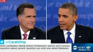 Obama to Romney: 'The 1980s Are Now Calling to Ask For Their Foreign Policy Back'