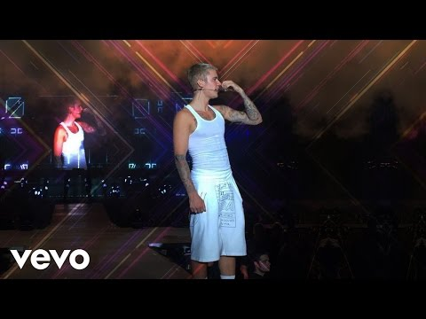 Justin Bieber  - Love Yourself, Cold Water, Sorry ++ (Purpose Tour PANAMA Live)(Highlights)