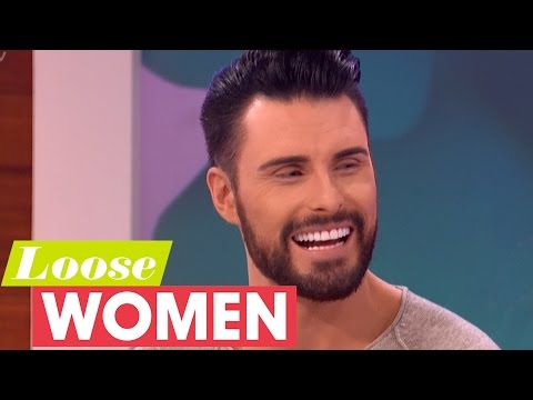 Rylan On Hosting This Morning With Husband Dan And Making History | Loose Women