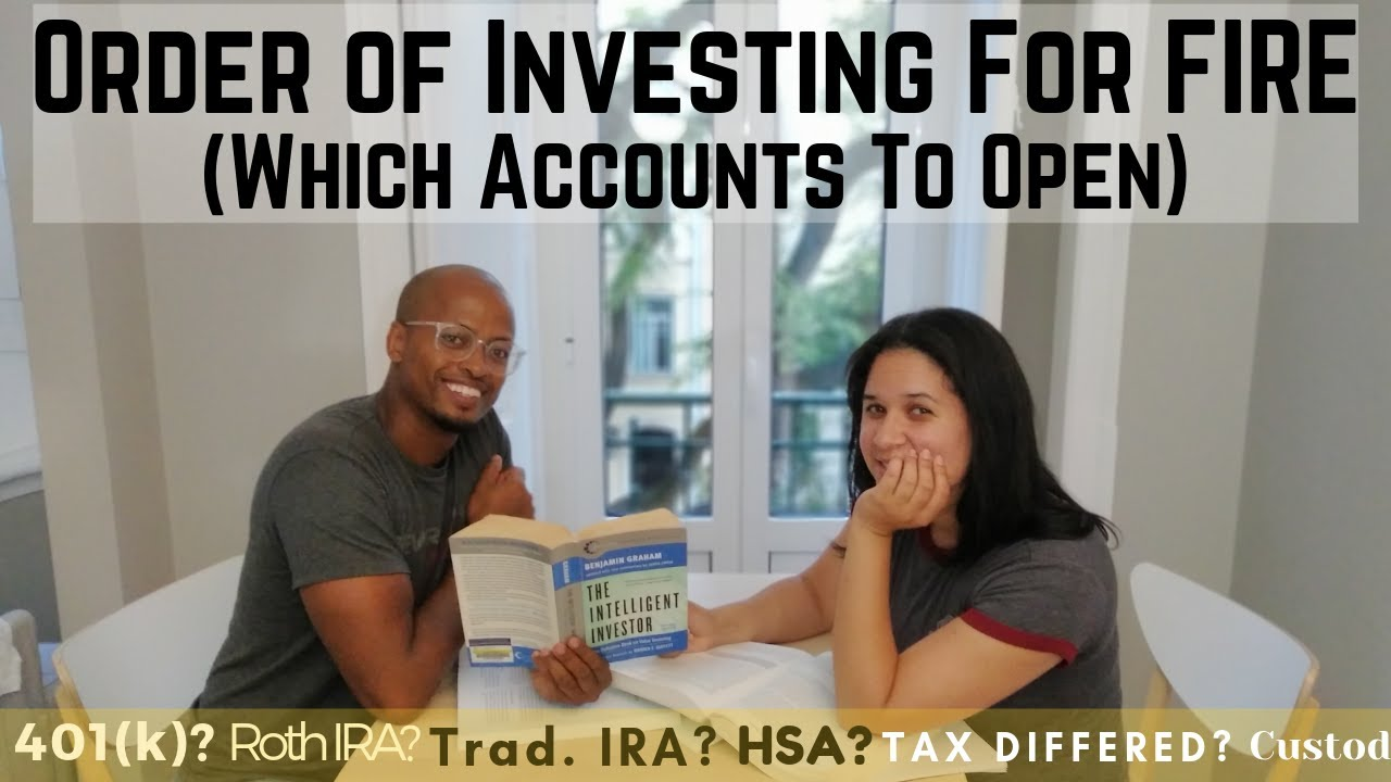 Investment Accounts Needed for Financial Independence | FIRE in Less Than 10 Years