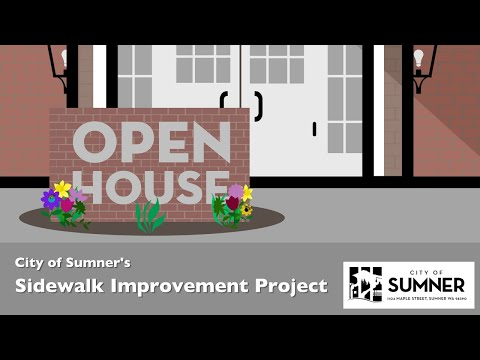 Sidewalk Improvements Project