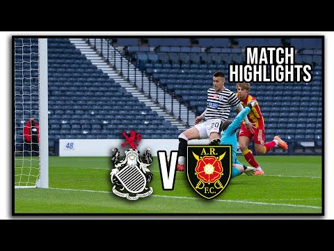 Queens Park Albion Rovers Goals And Highlights