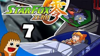 Star Fox Zero: Barrel Roll - Part 7