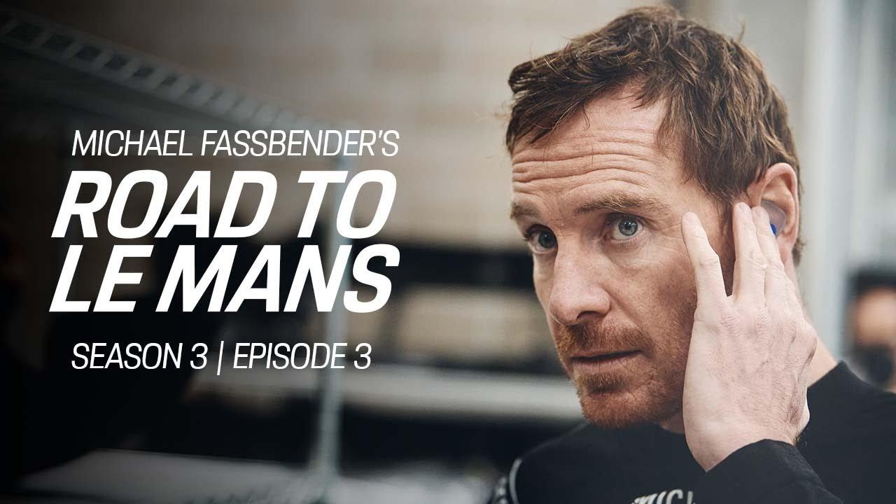 Download Michael Fassbender: Road to Le Mans – Season 3, Episode 3 – Rain dance.