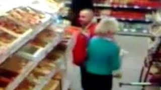 Жесть!!!))) Не кушайте не оплаченый товар в супермаркете!)