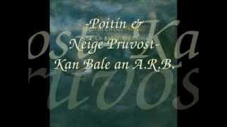 Poitín Kan Bale an A.R.B