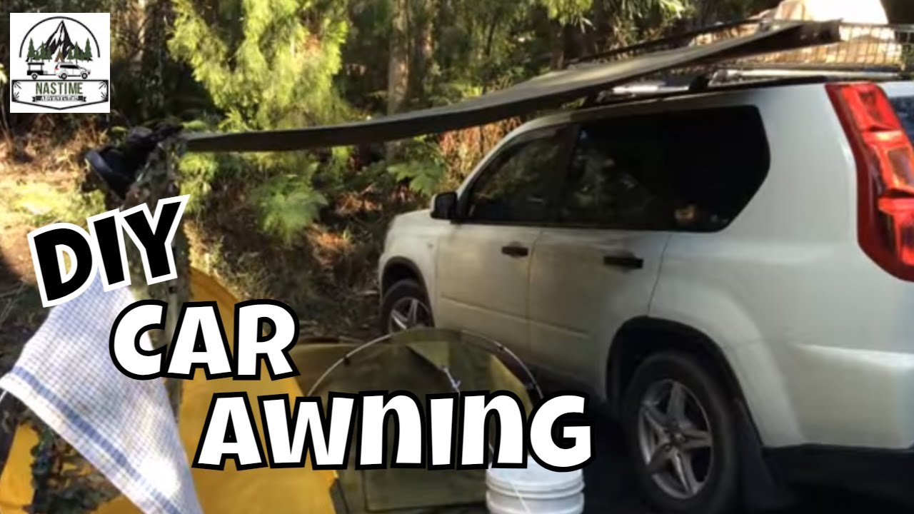 Do It Yourself Car Side Awning