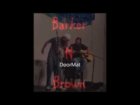 Barker n Brown - DoorMat