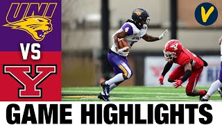 #5 Northern Iowa vs Youngstown State Highlights | 2021 Spring College Football Highlights