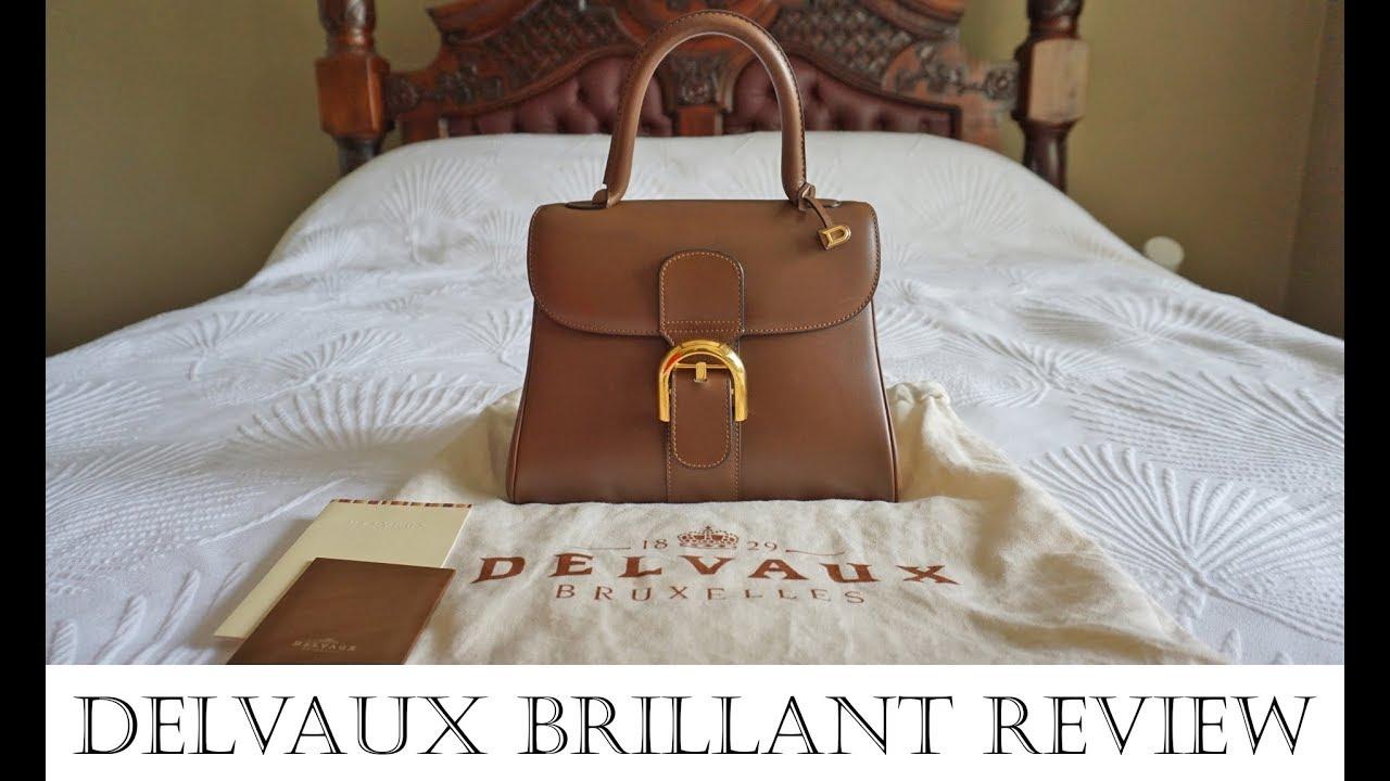 Delvaux Brillant Review Inc Size