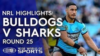 #Knights vs Bulldogs