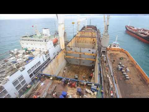 General Cargo Ship Repair 20.000 Dwt