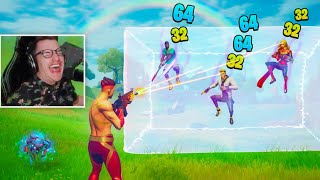 Fortnite Streamers Funniest Moments! #41