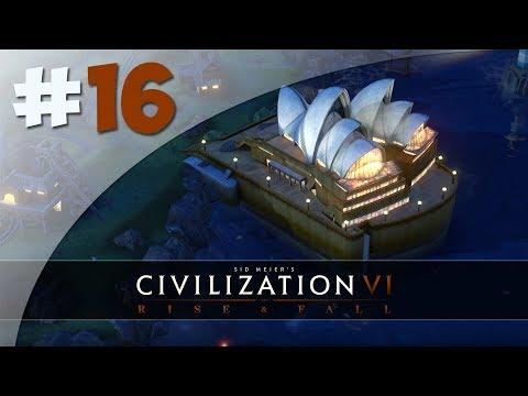 Ecosse - #16 Civilization VI, Rise and Fall