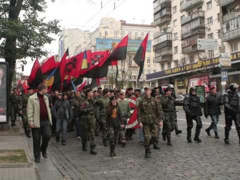 Ukraine. Wiedergeburt des Faschismus. Deutsche aus Kiew über die Ukraine.