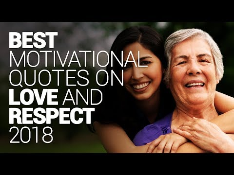 Best Motivational Quotes by RIK ASSFALG on Love and Respect 2018