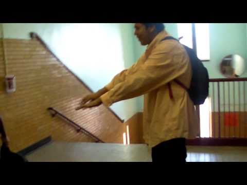 The life At Amundsen Hallways