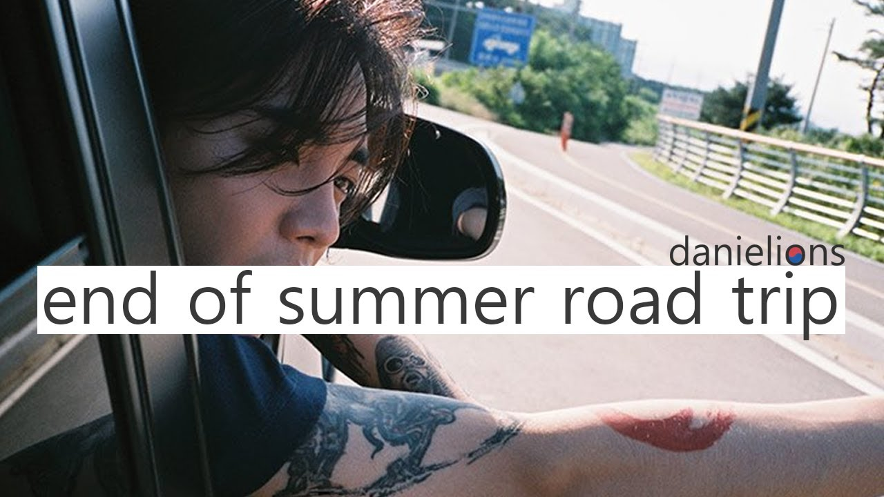 ♫ end of summer road trip playlist ; 여름날 드라이브 // upbeat korean (underground) pop & rnb [18 songs]
