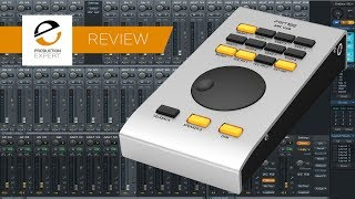 Production Expert Review of The RME Advanced Remote Control USB