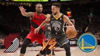 Golden State Warriors vs Portland Trailblazers | Western Conference Finals Prediction