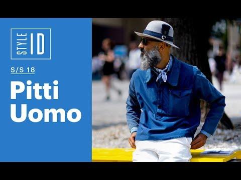 Style ID: Pitti Uomo S/S 18