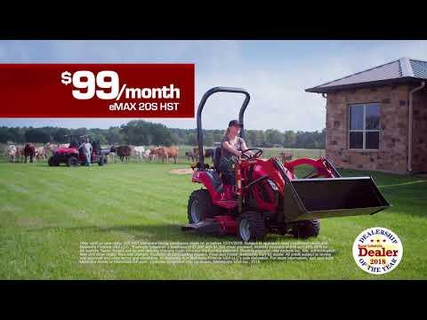 Sherwood Tractor Inc  | Arkansas' #1 Mahindra Tractor Dealer