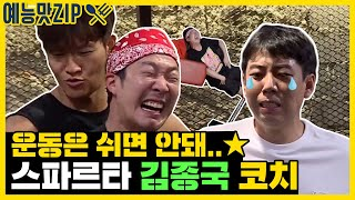 Help me. It hurts. Kim Muscle Exercise Collection with Bros.ZIP[entertainment ZIP/My Little Old Boy]