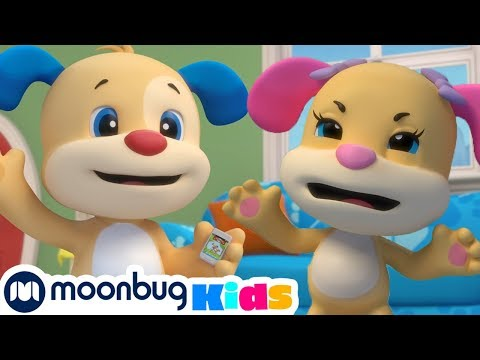Laugh And Learn With Fisher Price - Let's Learn About The Animals! | Educational Cartoons For Kids
