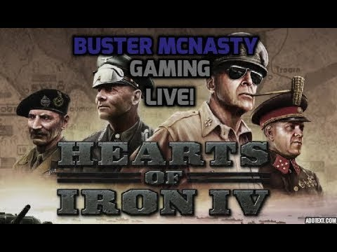 HOI4 MAssive Multiplayer as Germany!