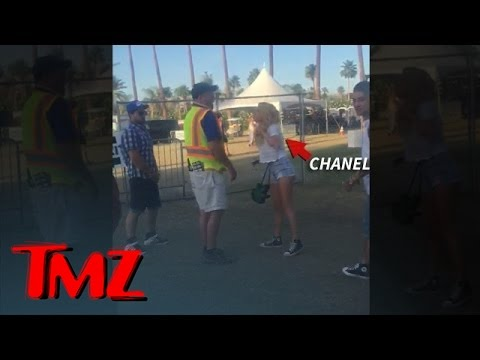 Chanel West Coast Throws Epic Tantrum After Coachella Denial  TMZ