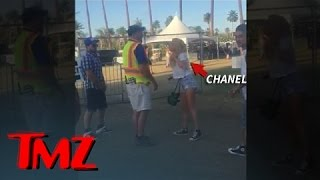 Chanel West Coast Throws Epic Tantrum After Coachella Denial | TMZ