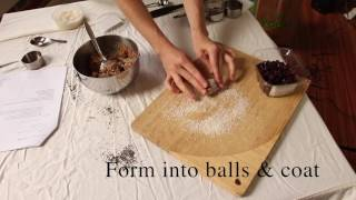 Make Nut Butter Balls