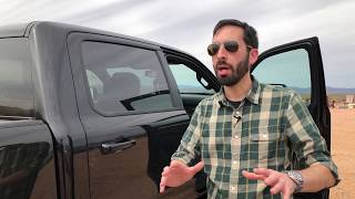 2019 Ram 1500 Tailgate & Bed, Center Console, Rear Seats, and USB ports w/ BONUS exhaust note